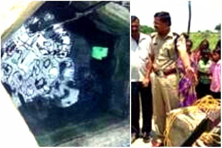 Horror of untouchability Water in well used by Dalits poisoned with endosulfan in Ktaka village