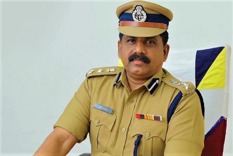 Sreejith custodial death Kerala govt transfers Ernakulam Rural SP AV George