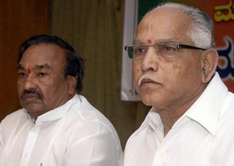 The mess in the BJPs Karnataka unit Tracing the history of Eshwarappa vs Yeddyurappa