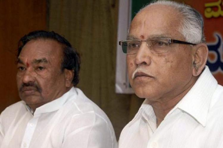 Not a rebel Karnataka Min Eshwarappa defends move to write to Guv against CM