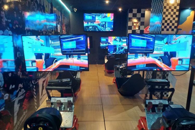 Esports gaming equipment
