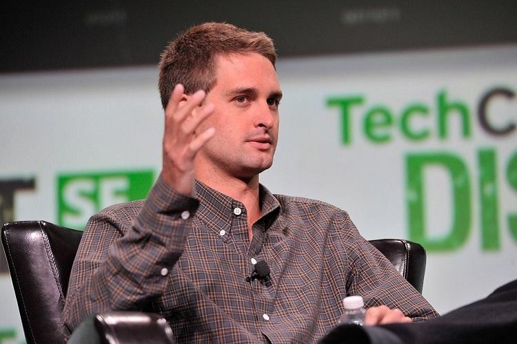 Copy our data privacy policies too Snapchat CEO hits out at Facebook