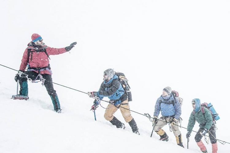 Everest A frighteningly immersive film