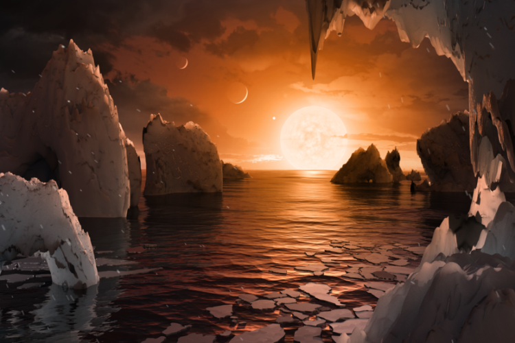 Another solar system with 7 newly-discovered planets All you need to know