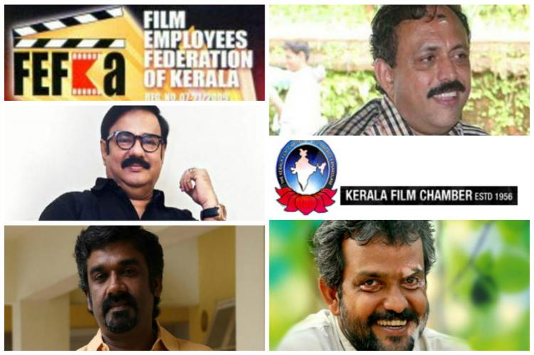 Crisis in Malayalam film industry Producers and FEFKA at loggerheads