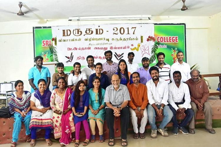 To stop farmer suicides this group from TN is helping make agriculture profitable