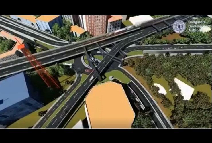 Karnataka govt posts 3D animation video of steel flyover gets trolled on Facebook