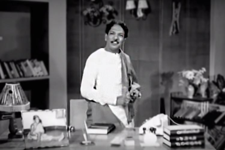 Kalaignar the poet How movie dialogues penned by Karunanidhi changed TN polity