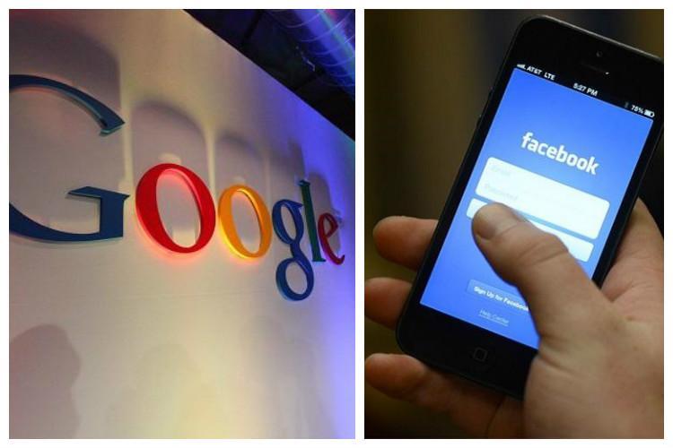 GDPR impact Google Facebook face over 9 billion in fines