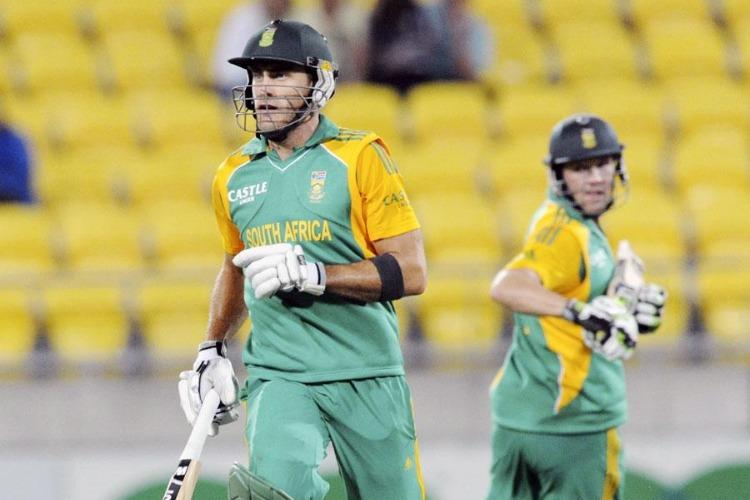 It was way too late Faf du Plessis on de Villiers offer to play in World Cup