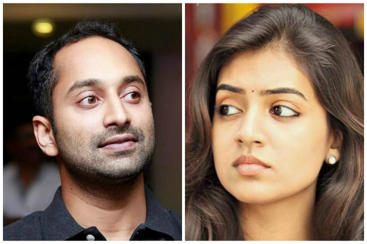 Nazriya will come back when she gets the right film I will stay home Fahadh Faasil