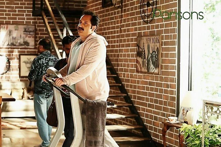 Watch Fahadh Faasils transformation into overweight man in this ad is unbelievable
