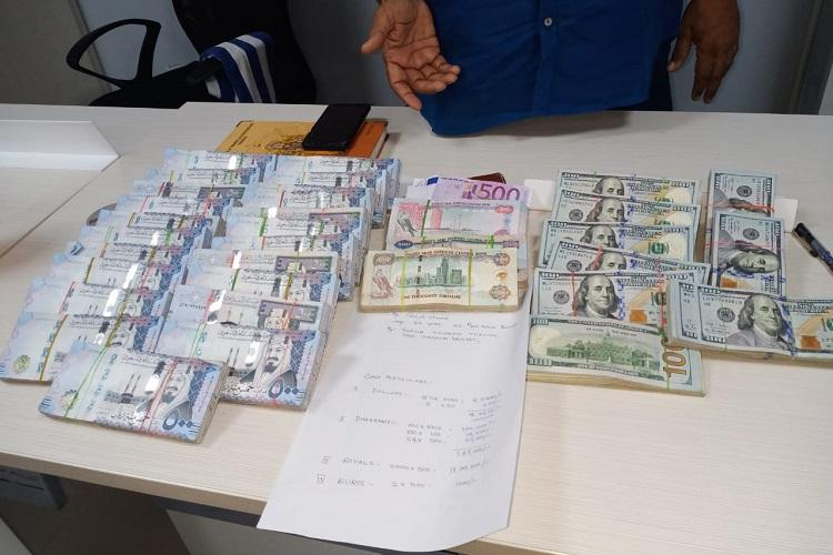 Hyderabad man held for illegal possession of Rs 29 crore in foreign currency