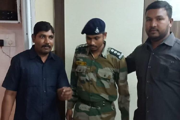 Air force officer to NIA official How an AP con artist deceived police and ex-army men