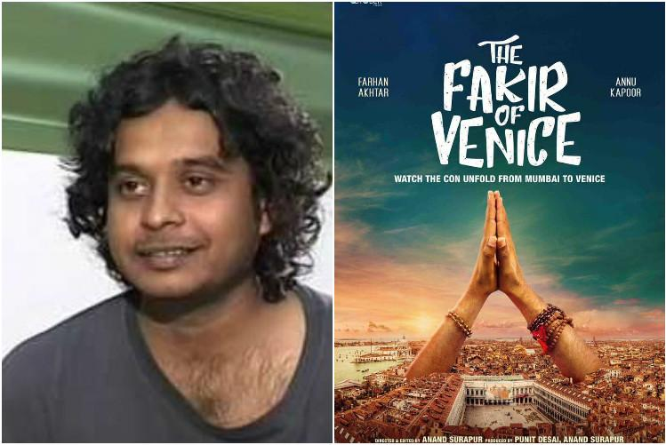 From Hamara Bajaj to The Fakir Of Venice Meet director Anand Surapur