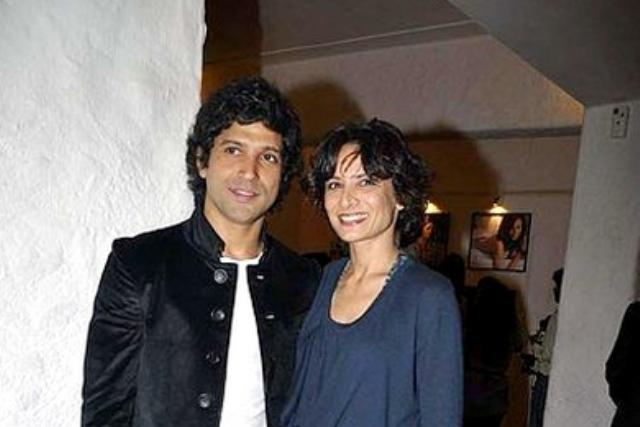 After 15 years of marriage Farhan Akhtar wife Adhuna announce separation