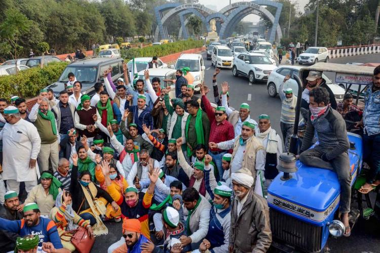 Farmer unions reject govts proposal vow to intensify protests