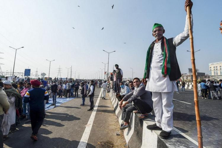 Farmers block Delhi-Meerut highway