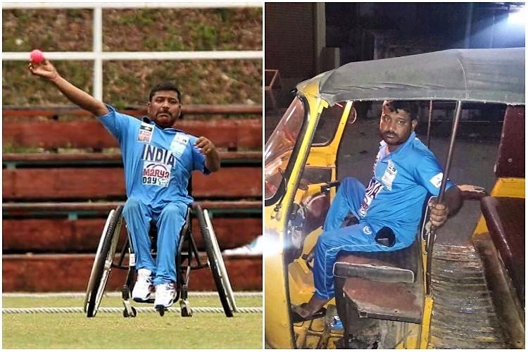 This wheelchair cricketer from Telangana needs your help to play for India