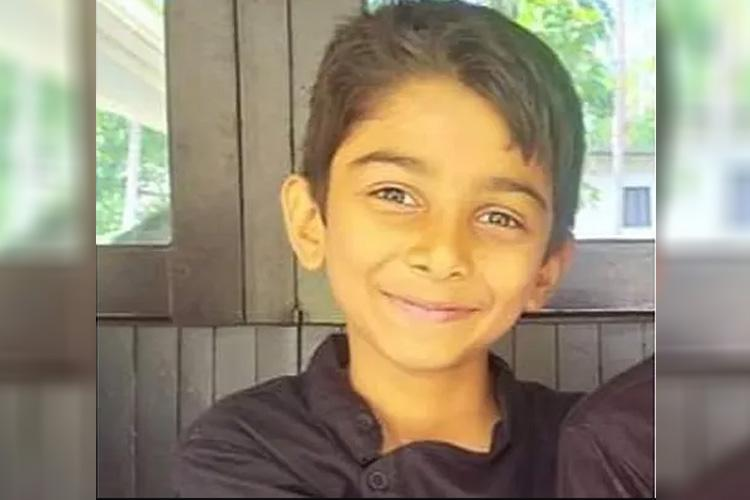 9-yr-old Kerala boy dies after falling off moving school bus case against driver