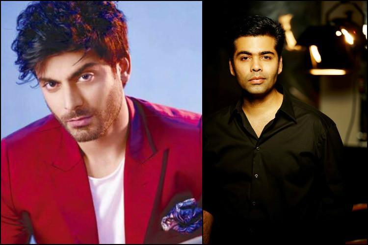 Fawad Khan to open Koffee with Karans fifth season