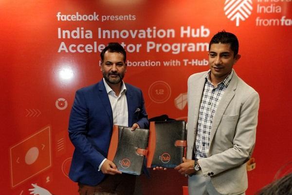 Facebook T-Hub launch India Innovation Hub Accelerator Program for ARVR startups