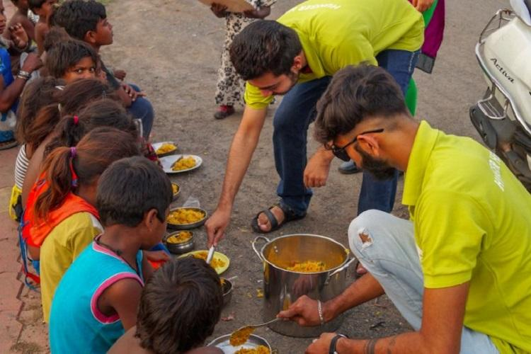 Zomato acquires non-profit org Feeding India to help end hunger and food wastage