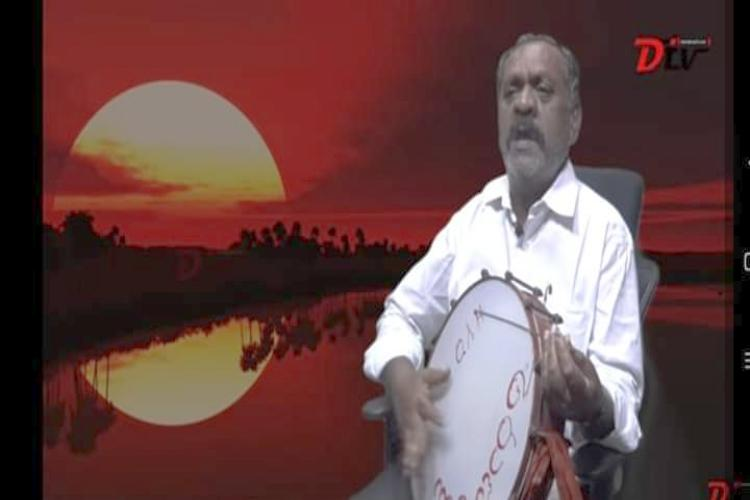 Folk singer and activist Arunodaya Rama Rao passes away in Hyderabad