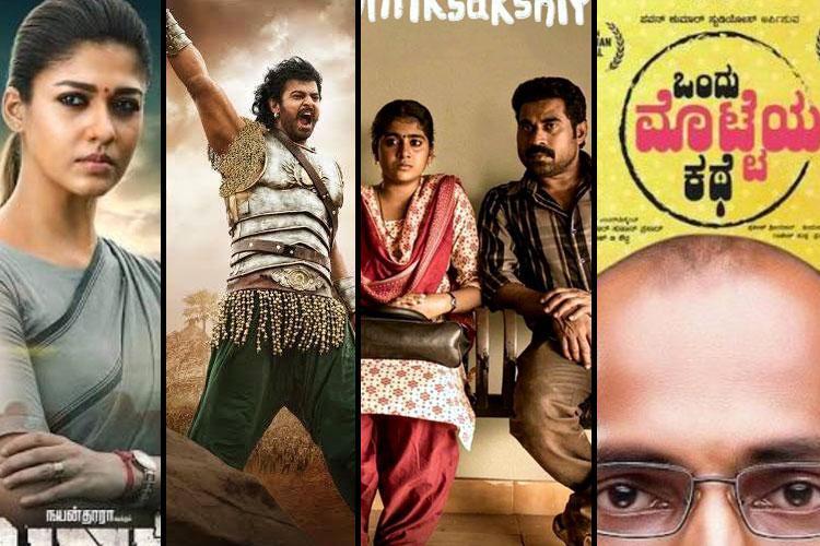 At 65th Filmfare Awards South Baahubali 2 and Vikram Vedha win big