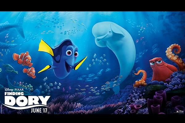 Finding Dory with the kids Forget adult reviews heres how 4 children rated the movie