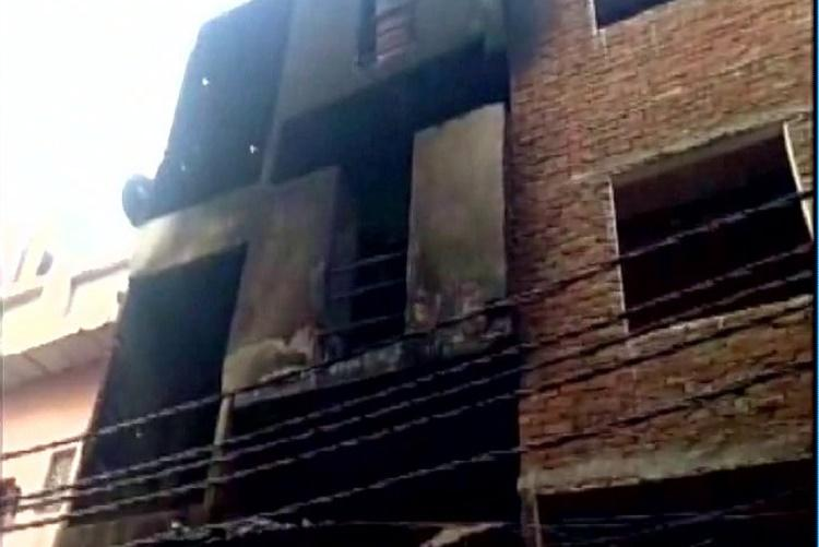 At least 13 dead in Ghaziabad factory fire