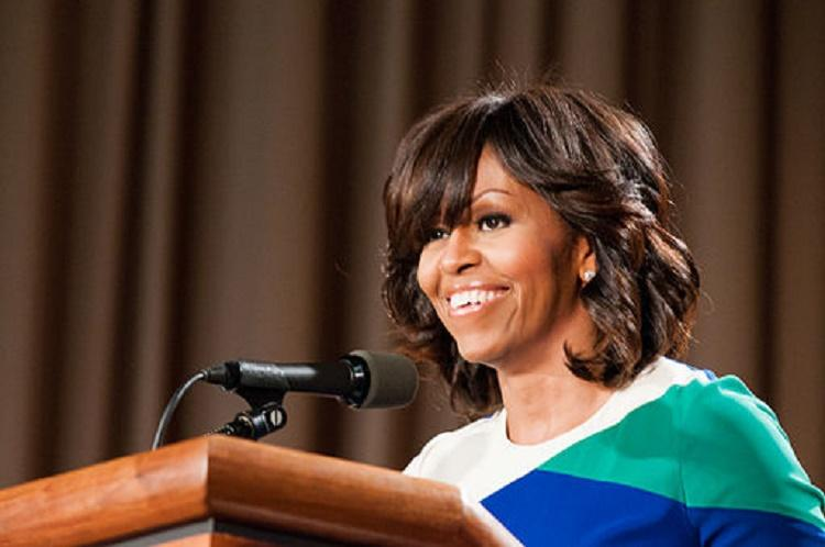 We need an adult in the White House says Michelle on Trump