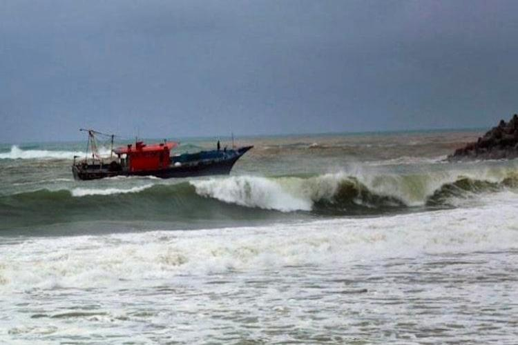 Andhra braces for cyclone as low pressure intensifies over south Andaman sea