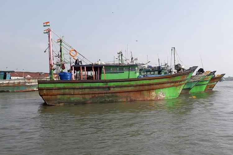 4 out of 7 missing Kerala fishermen return to shore 3 from Kollam still missing