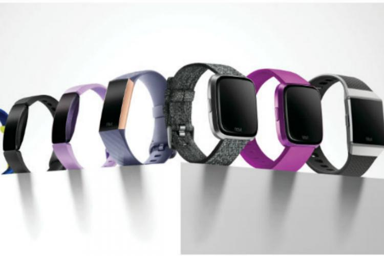Smart wearable brand Fitbit sells 33 million devices in Q3