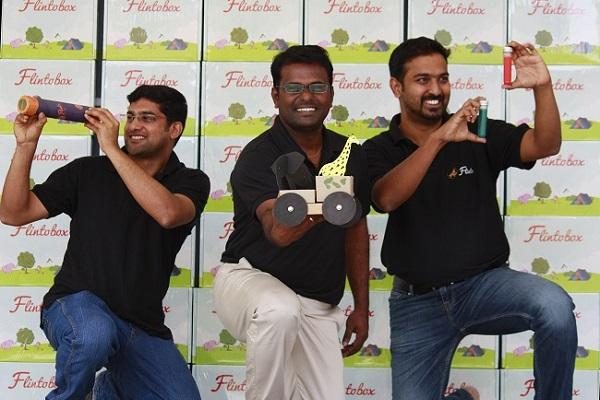 Flintobox raises 7 million in Series A funding round led by Lightbox