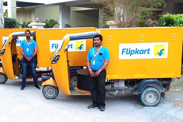 Flipkart to replace 40 of its last-mile delivery fleet with EVs by March 2020