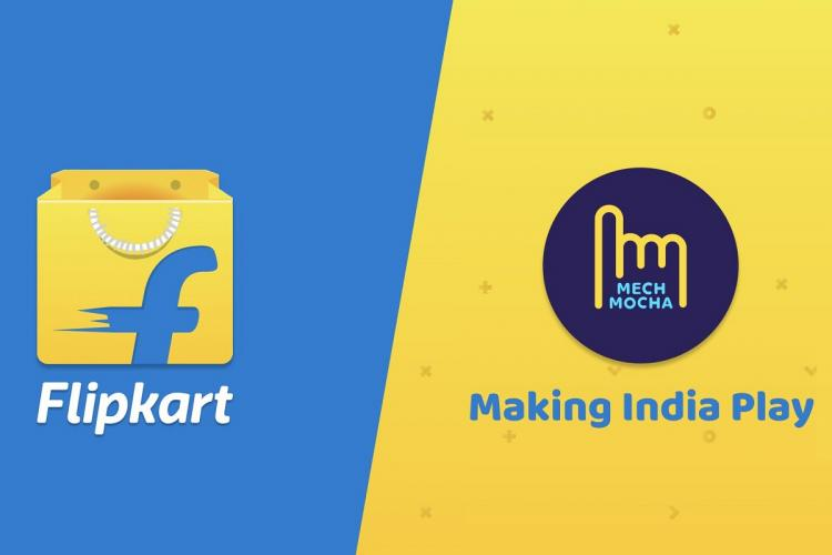 Flipkart has acquired gaming startup Mech Mocha