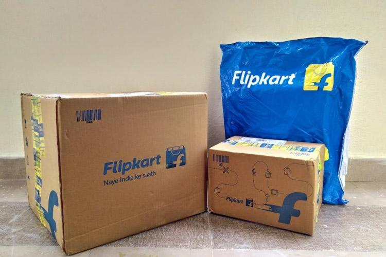 Flipkart items ready for delivery