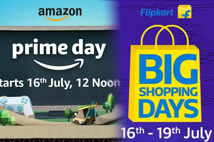 Amazon Flipkart fight it out with massive sales All you need to know