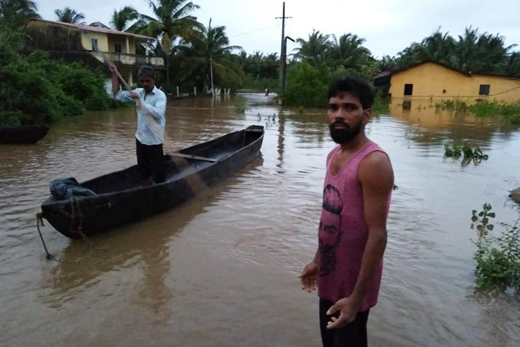 How 150 fisher folk in Uttara Kannada rescued stranded residents in flooded homes