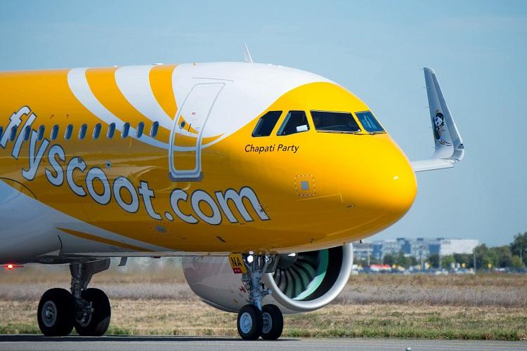 Singapores low-cost airline Scoot to expand service to 3 new cities in south India