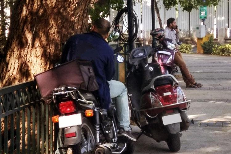 Why food delivery executives violate traffic rules in Hyderabad