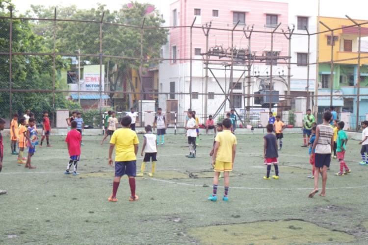 How football changed the lives of slum-dwelling children in Chennai