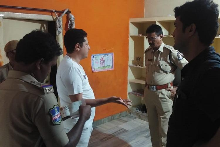Hyderabad police conduct searches on foreigners staying illegally in city 23 held