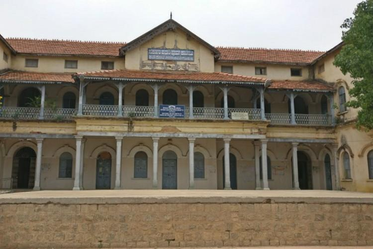 After decades of neglect Bengalurus 110-year Fort High School to be restored