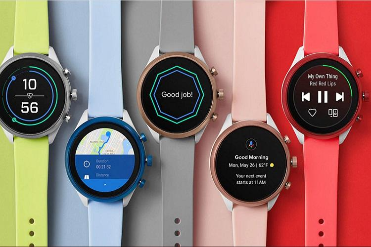Fossil launches smartwatch in India running on Google's Wear