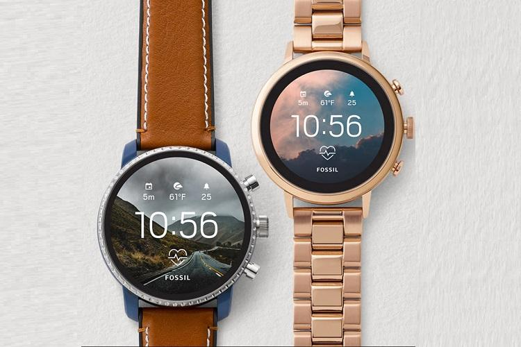 Fossil Group unveils 7 touchscreen smartwatches under 6 brands in India