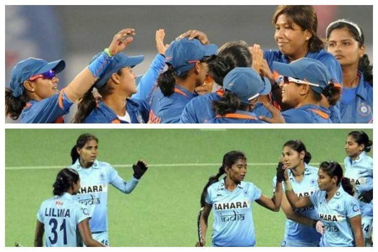 Friday Blockbuster Be it cricket or hockey Indian sportswomen made the nation proud