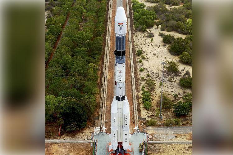 South Asia satellite Indias Rs 450 crore gift to region blasts off from Sriharikota